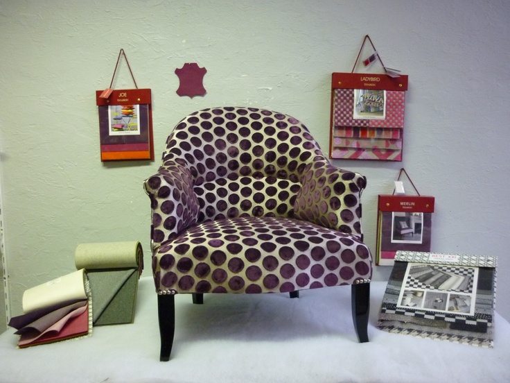1000 images about r fection de fauteuil on pinterest armchairs mauve and - Fauteuil crapaud vintage ...