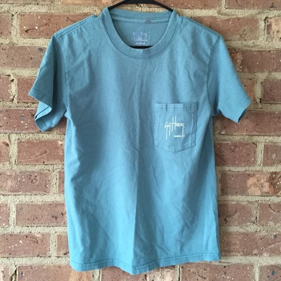 Guy Harvey T Shirt Very comfy Guy Harvey Fishing T Shirt, wear with blue jeans or with some shorts. This shirt looks good on both women and men! Tops Tees - Short Sleeve