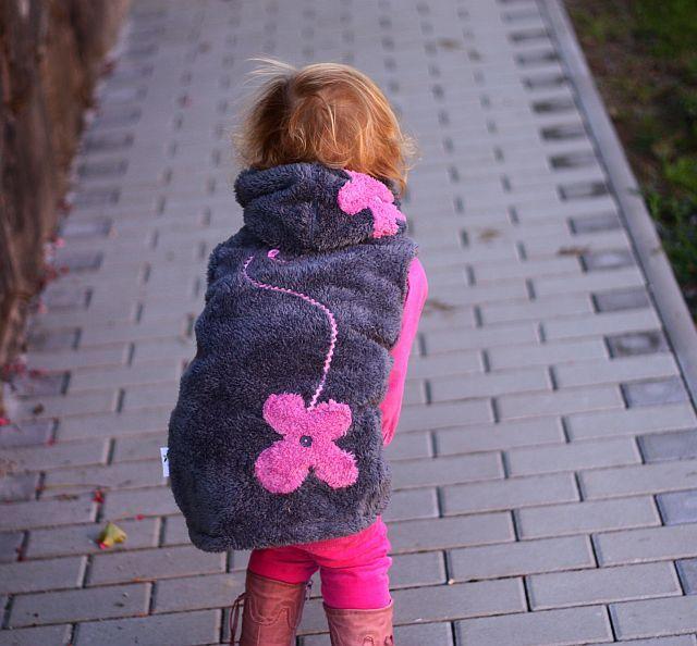 Návody na dětské oblečení