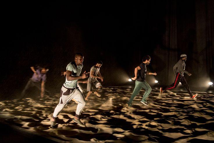 Die Tanzperformance SOULS von Olivier Dubois.