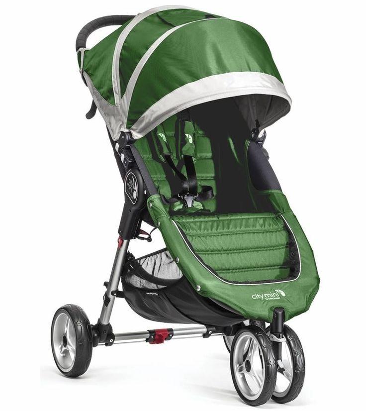 New 2016 Baby Jogger City Mini Single Stroller Pram