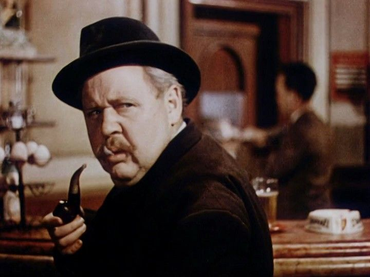 charles laughton as jules maigret images - Google Search