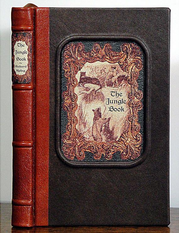 1924  THE JUNGLE BOOK  Rudyard Kipling Illustrated