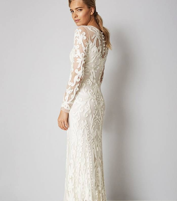 H M Whistles And Asos Stock Wedding Dresses That Look As Good As