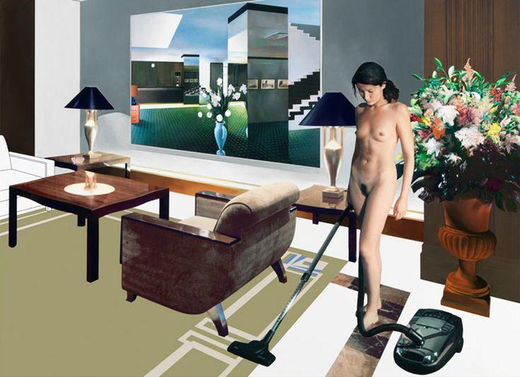 Richard Hamilton - Tate Modern - Stijlmeisje - Fashion Blog