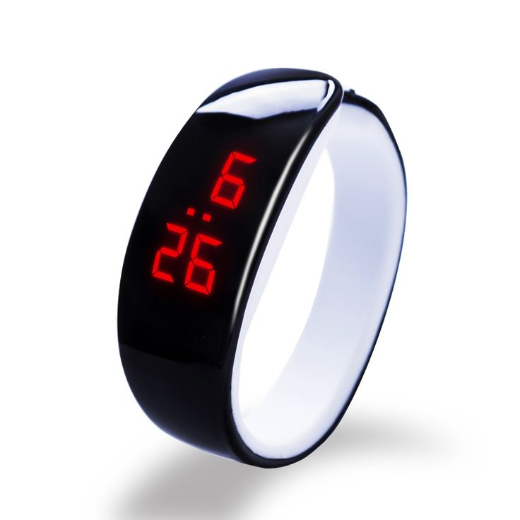 2016 новый горячий 10 цвет Дельфин Часы Браслет Цифровой часы Красный СВЕТОДИОД Часы женщины Наручные Часы Спортивные Часы Часы девочек подарки #jewelry, #women, #men, #hats, #watches