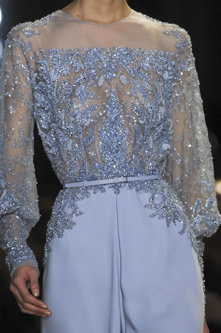 best embellished images on pinterest couture embroidery