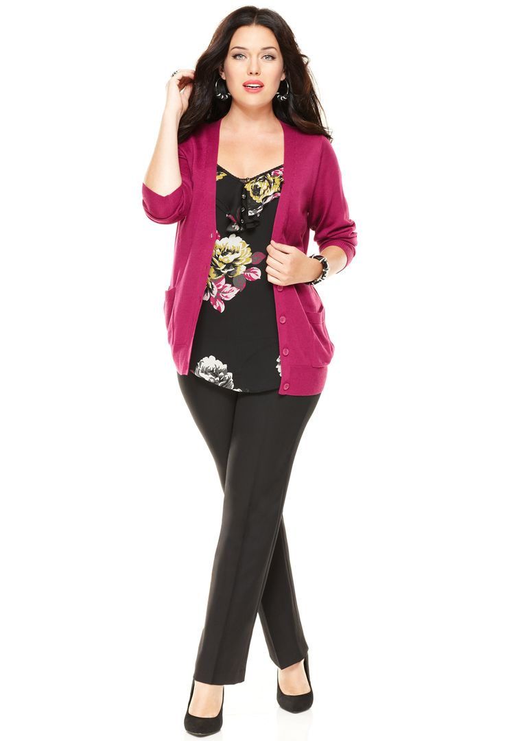 Plus Size Make It Work Plus Size Outfits Avenue My Style Pinterest Clothes Work