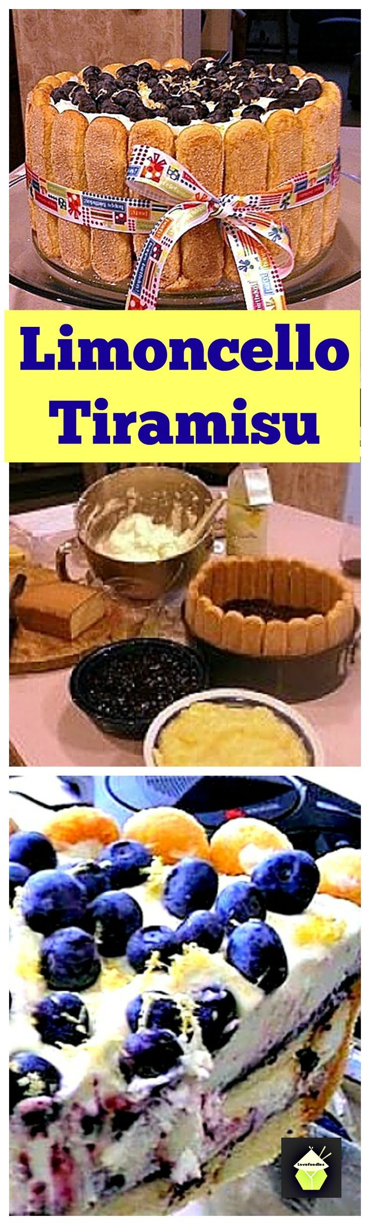 17 best ideas about come and see on pinterest wedding - Tiramisu limoncello ...