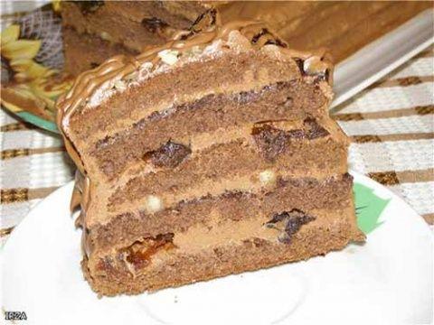 """Крем для торта """"Тафита"""""""