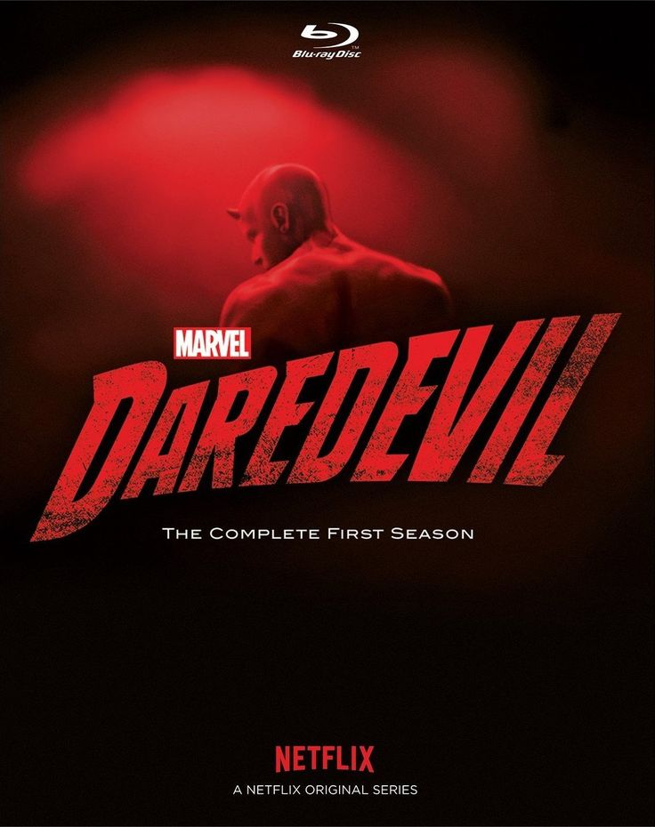 DAREDEVIL: Season 1 DVD and Blu-ray