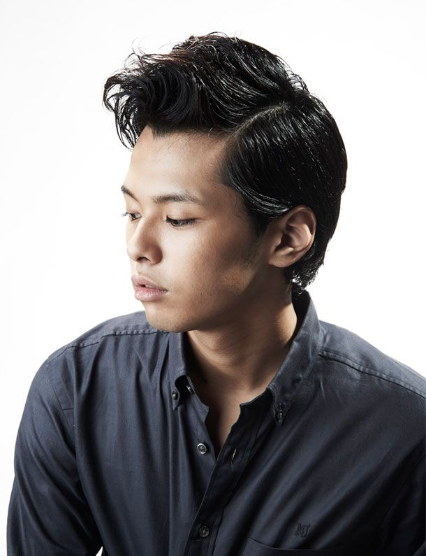Cool Wet can capture and hold your 'just styled' look. Opt for a slick side part to add to your overall sex appeal #mensgrooming #hairstyle http://bit.ly/1FbMywq