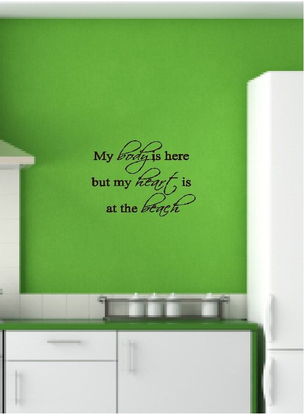 Best  Beach Wall Decals Images On Pinterest Home Decor - Wall decals beach quotes
