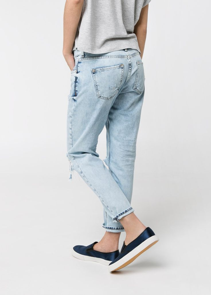Boyfriend Nancy jeans