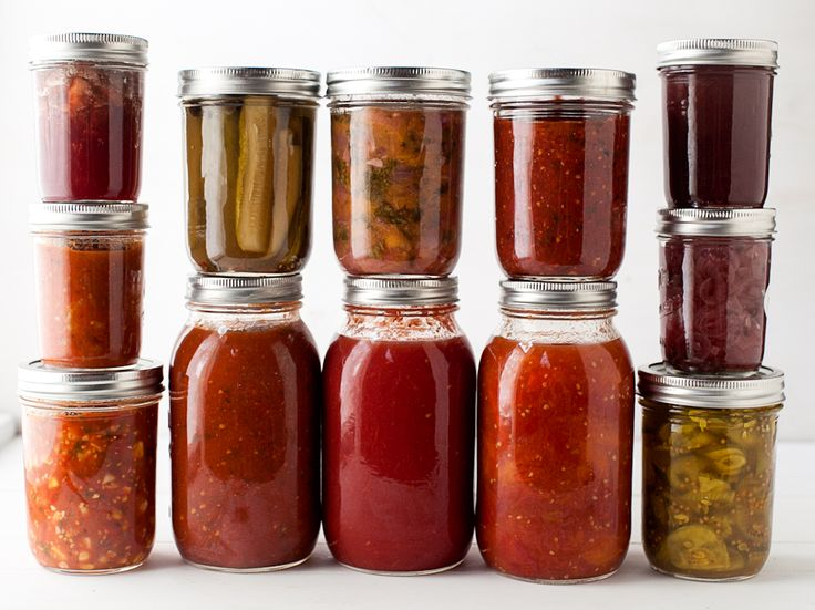 Canning (the run down: recipes, ideas, and information): NOTE this link is very helpful and informative