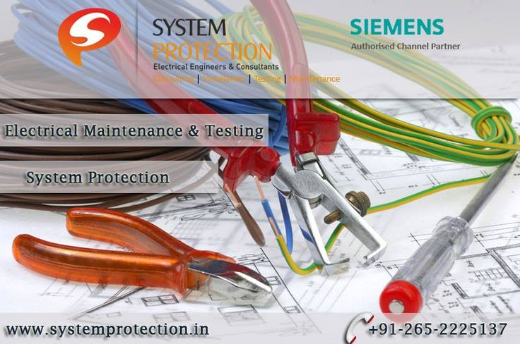 #Electrical #Maintenance & #Testing Services @ System Protection Our onsite maintenance services include, Visual Inspections, mechanical verification checks, electrical testing and repair of low, medium, and high voltage electrical apparatus. In addition to preventative maintenance, we also perform repairs, upgrades, modifications, and life extension services for your vintage but serviceable switchgear. Not sure which equipment needs maintenance or how often? We can help you develop a…