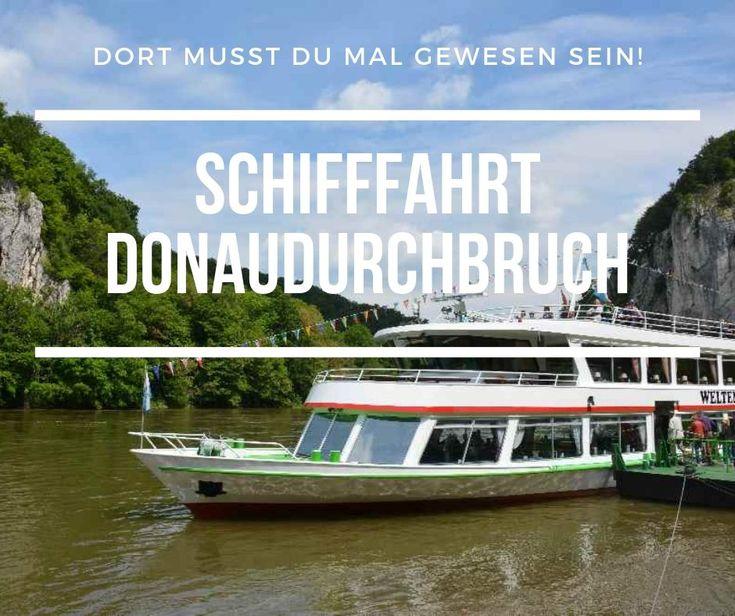 Kelheim Schifffahrt Weltenburg