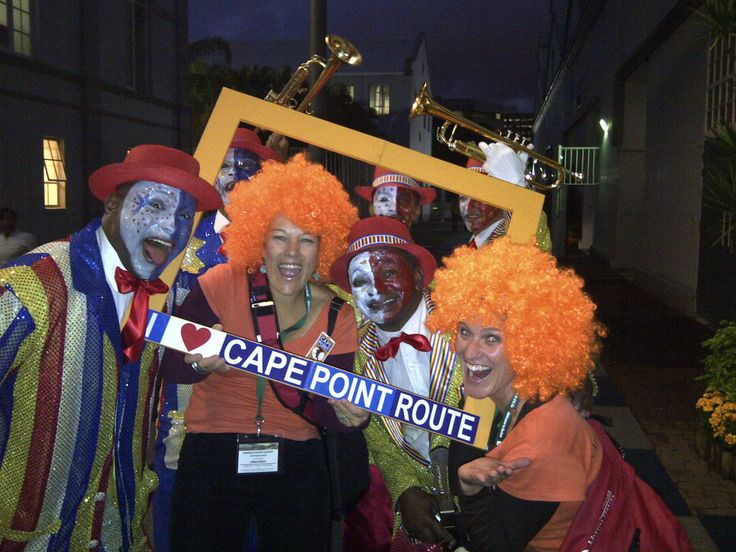 Hanging out with the Cape Minstrels,  http://www.capepointroute.co.za/