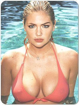 KATE UPTON MAGNET - 3x4 INCHES - IN POOL 6.99 | Women ...