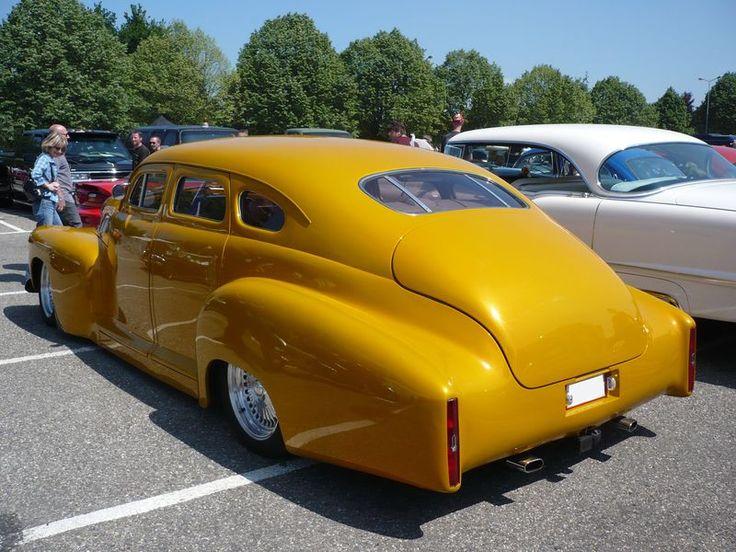 CADILLAC Custom 1941