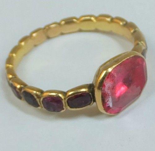 Seventeenth century ring