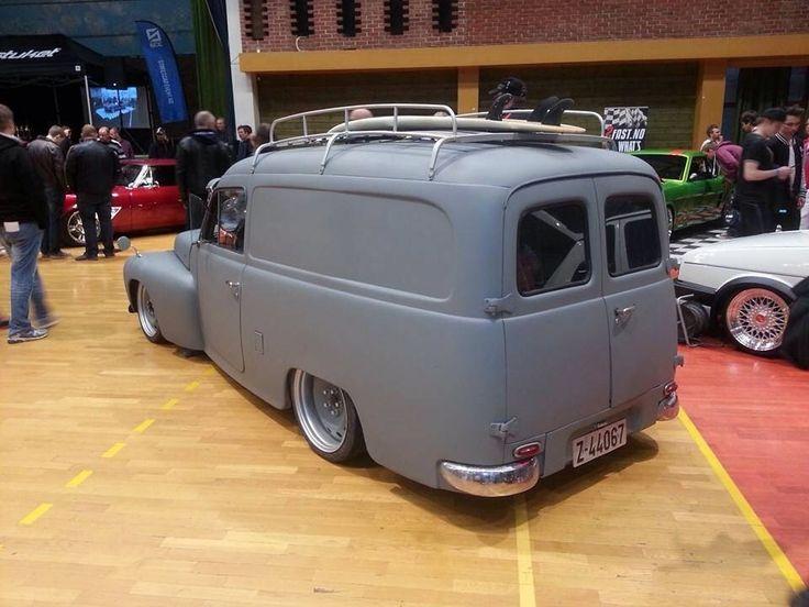 Volvo Duett Panel Van (PV445) | Lowered, Slammed