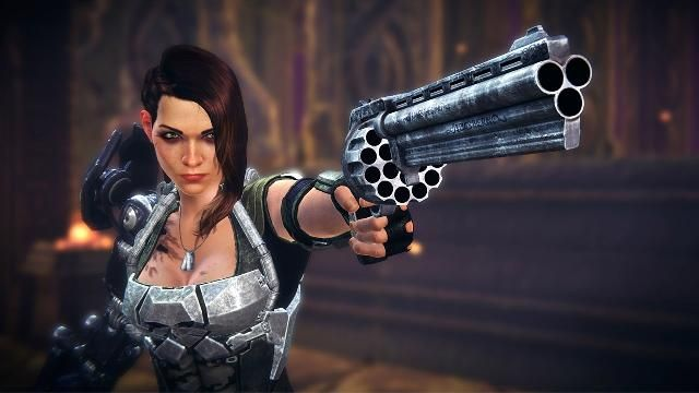 Take your first look at the new and improved Bombshell in this gameplay trailer from 3D Realms.