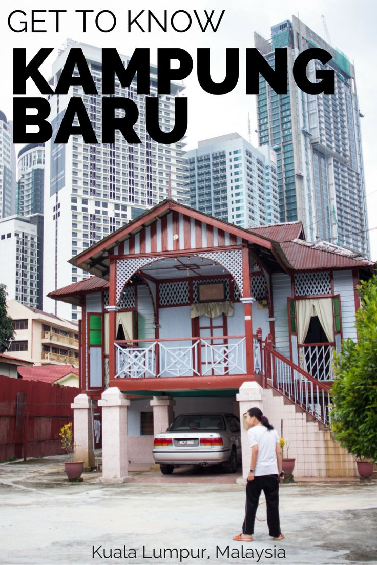 Get to know Kampung Baru, Kuala Lumpur