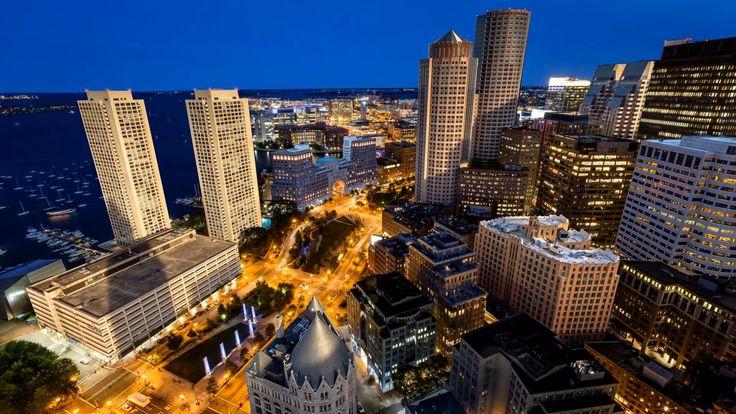 Boston Layer-Lapse