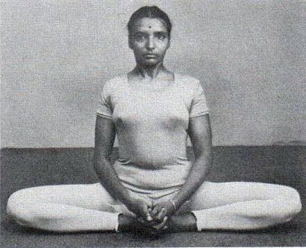 """""""Yoga frees one from life's sorrows and from the diseases and fluctuations of the mind. It gives serenity and composure, an inward unity amidst the diverse struggles of life. It is the art of knowing oneself and knowing the eternal truth."""" - Geeta S. Iyengar"""