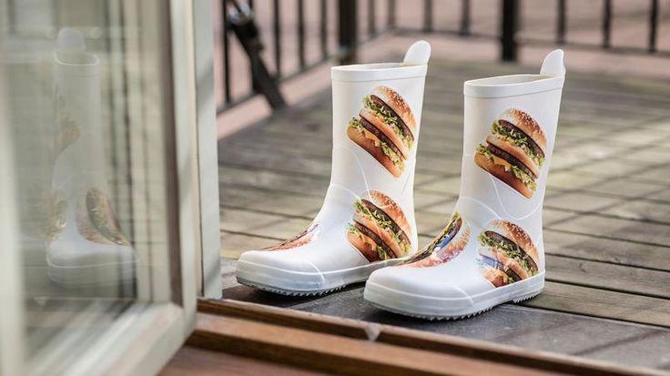 Quand le Big Mac de McDonald's devient une ligne de vêtements en Suède