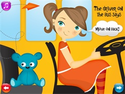 It is colourful, fun, stimulating and totally interactive.This well know song comes to life in this interactive storybook which delights time and time again.