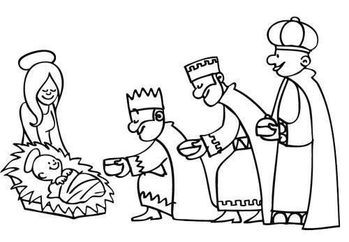 pin de arantxa z en reyes magos  rey para colorear reyes