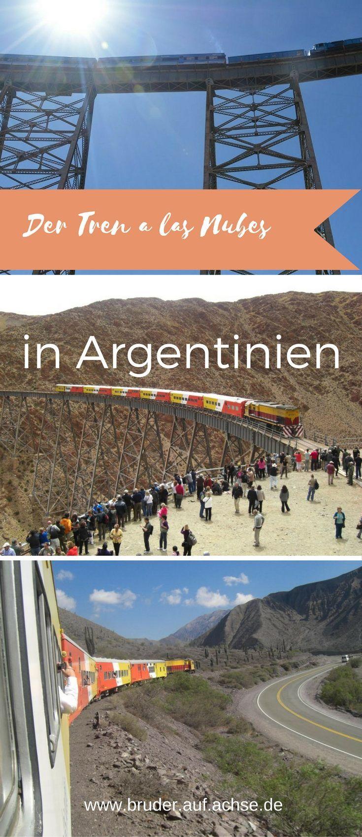 Der Tren a las Nubes im Nordwesten Argentiniens ist ein Muss für Eisenbahnfans. Allerdings ist die Strecke über die Anden von Stilllegung bedroht.