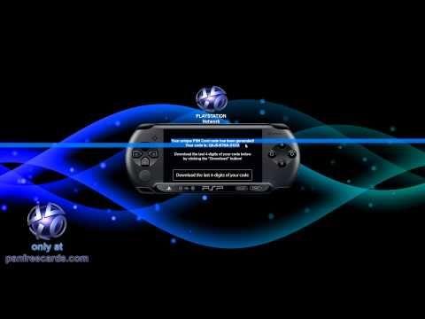 Free PlayStation Cards - NO GENERATOR! - June 2013