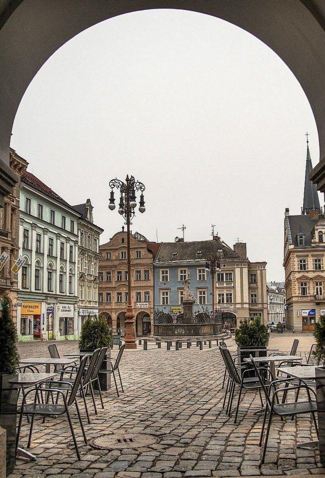 Liberec, my hometown