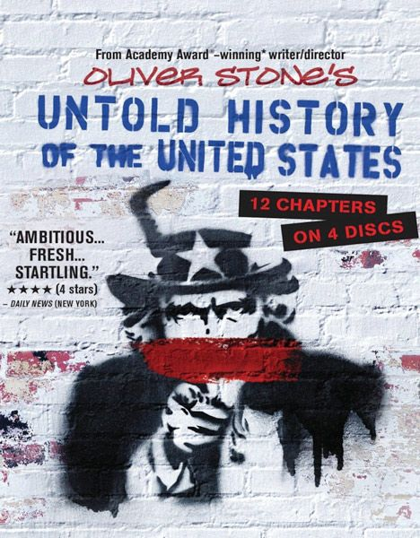 Нерассказанная история США оливер стоун смотреть онлайн все серии 10 часть бесплатно