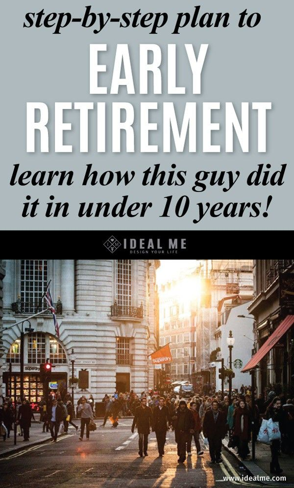 What if you could retire early and cover your annual expenses each year without…