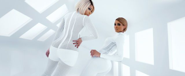 #CIARA n' #NickiMinaj 'I'm Out' [] [] official MV [2013] [] [] edited n' directed by Hannah Lux Davis [explicit lyrics]