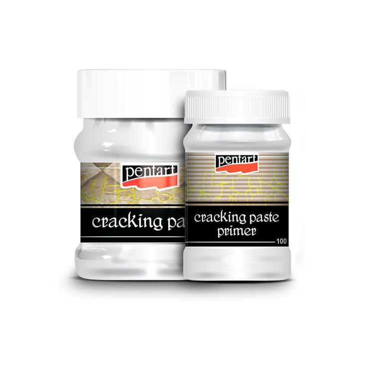 Cracking Paste primer // Repedőpaszta alap