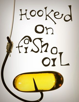 Nothing fishy here! Just a good, old-fashioned spoonful of fish oil, loaded with essential omega-3s.