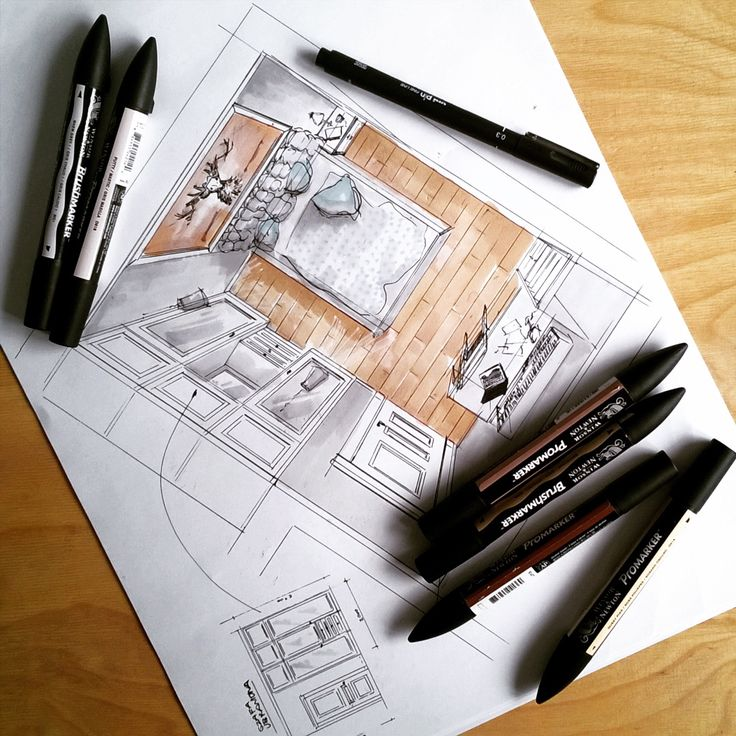 #furniture #pasja #interior #architekturawnętrz #interiordesign #rysunek #szkic #sketch #handrendering #projekt