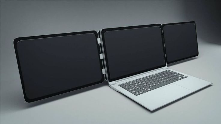 """""""All the displays are powered by a single USB 3.0, are platform agnostic (work with PC or Mac), have a 180 degrees rotating aluminium hinge (allowing it to fold neatly) and, most importantly, are full HD."""" - techradar.com"""