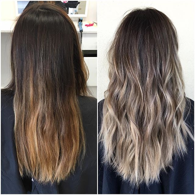 25 Best Ideas About Color Correction Hair On Pinterest  Blonde Sombre Hair