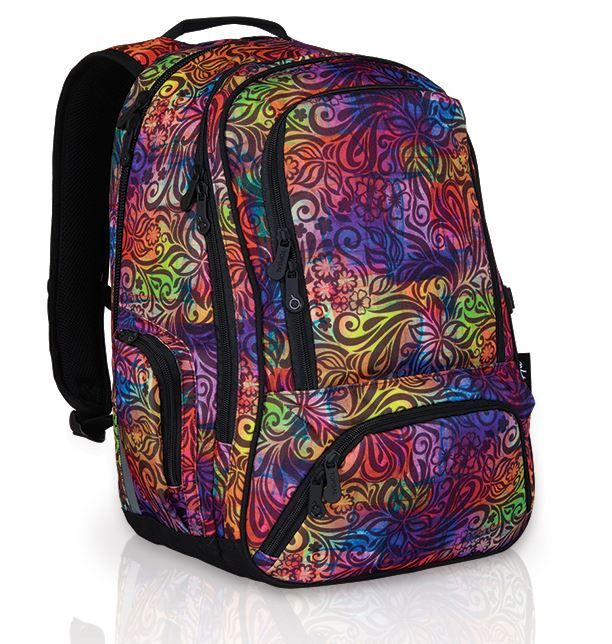 Školní batohy a aktovky | Topgal | Studentský batoh do školy Topgal HIT 823 I - Violet | AMATA - hračky a výtvarné potřeby