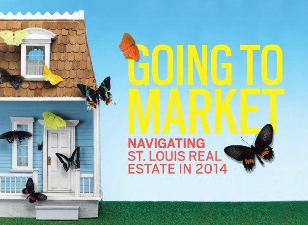 Navigating St. Louis Real Estate in 2014 - St. Louis Magazine - April 2014 - St. Louis, Missouri