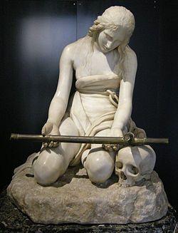 Maddalena penitente, 1793-1796, marmo, Palazzo Doria-Tursi, Genova