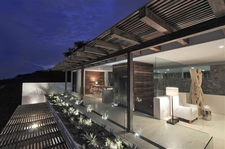 House at Sea by Elías Rizo Arquitectos