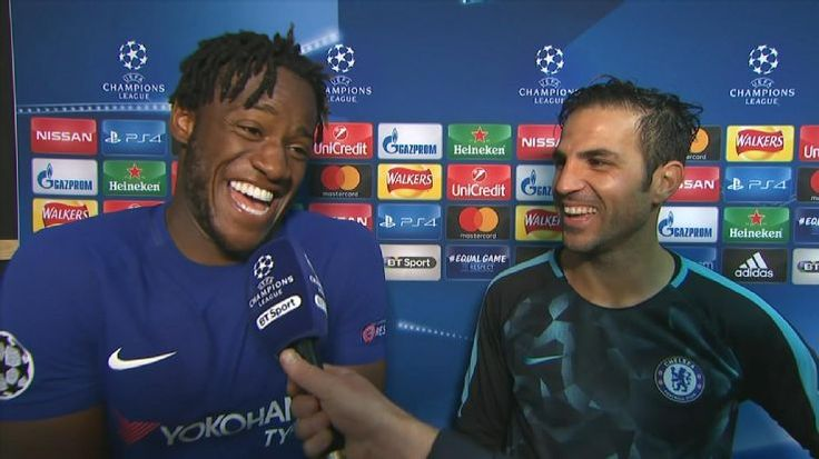 Batshuayi needs time and patience; criticism feels unfair Cesc Fabregas and Michy Batshuayi reflect on Chelsea's dominant 6-0 win, and Chelsea's long-awaited return to the UCL   Chelsea never looked in danger of dropping points on their UCL opener, smashing six past their Azerbaijani opponents.   ESPN FC's Liam Twomey and Joao Castelo-Branco believe Chelsea are taking shape following their convincing win over Qarabag.   Antonio Conte called Chelsea's 6-0 win over Qarabag 'a perfect start'…