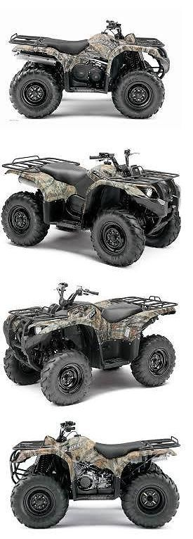 NEW 2014 Yamaha Grizzly 350 4x4 ATV Hunter/Camo - Exclusively on #priceabate #priceabatePowerSportsATVsUTVs! BUY IT NOW ONLY $5199